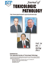 Journal of Toxicologic Pathology